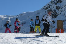 Group-Ski-Lessons Snow D'Light