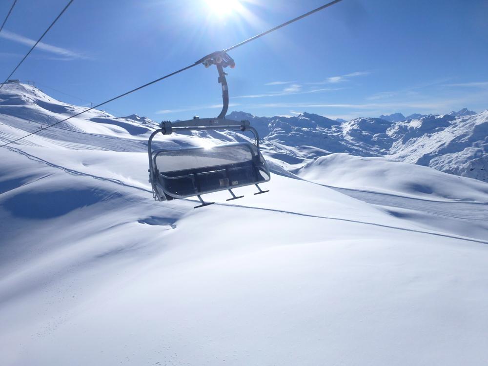 Professional Ski Lessons Meribel